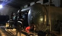 Jandarma, BOTAŞ'tan ham petrol çalan kişilere göz açtırmadı