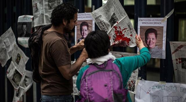 Meksikada bir yılda 35 binden fazla cinayet işlendi