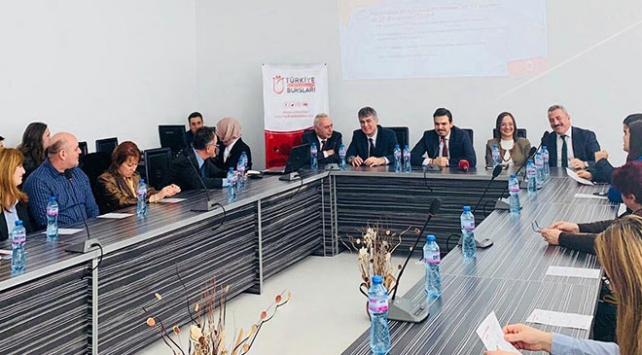 Bulgaristanda Türkiye Bursları tanıtıldı