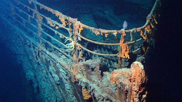 Titanik'in enkazı koruma altına alınacak