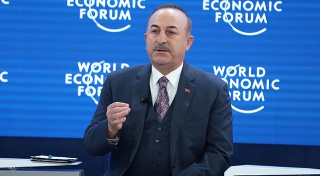 Çavuşoğlu: Rusyanın ateşkes konusunda taahhütlerine uymasını bekliyoruz