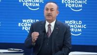 Çavuşoğlu: Rusya'nın ateşkes konusunda taahhütlerine uymasını bekliyoruz