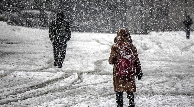 İstanbul için kar ve buzlanma uyarısı