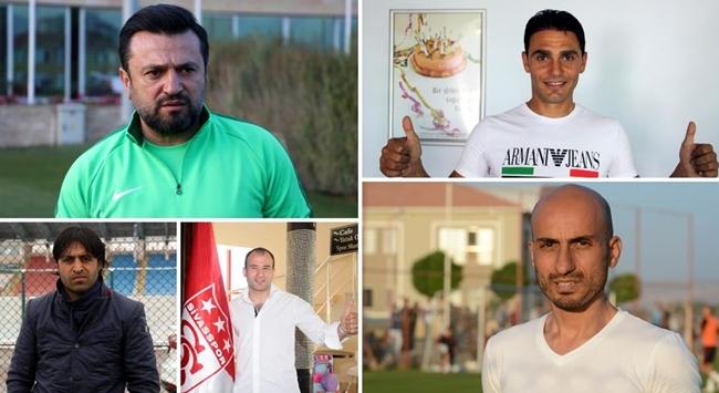 Sivassporun efsaneleri şampiyonluğa inanıyor