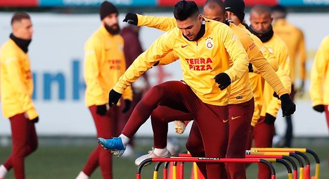 Galatasaray kupadaki Çaykur Rizespor maçına hazır