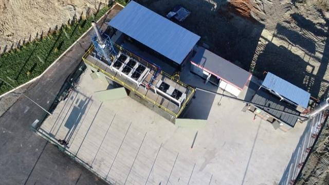Kastamonu'daki tesiste çöpten elektrik üretiliyor