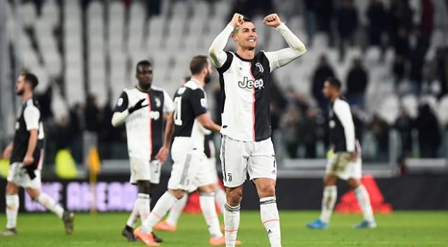 Juventus yarı finale yükseldi