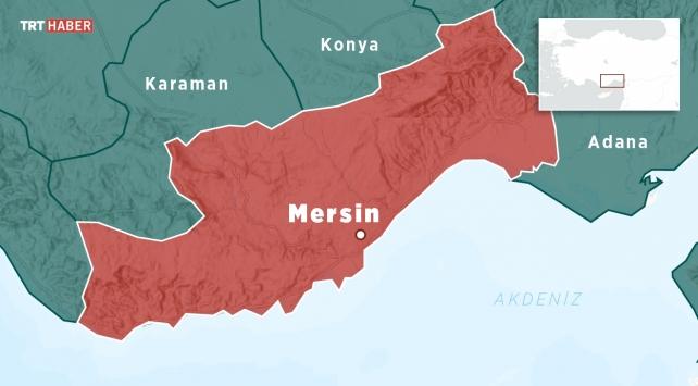 Akdenizde 3,7 büyüklüğünde deprem