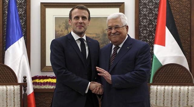 Filistin Devlet Başkanı, Avrupadan İsraile baskı yapmalarını istedi