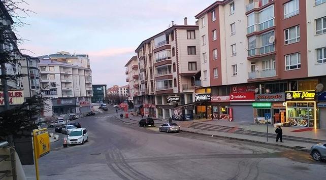 Ankara güne 2 depremle uyandı