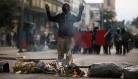 Kolombiya'da hükümet karşıtı eylemlerde tansiyon yükseldi