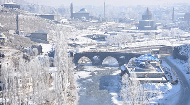Doğu Anadoluda kar, buzlanma ve sis bekleniyor