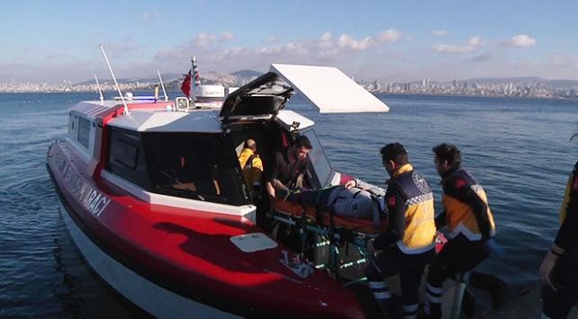 İstanbulda deniz ambulansları 3 yılda yaklaşık 10 bin hasta taşıdı