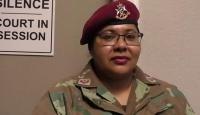 Güney Afrika'da başörtüsünü çıkarmayan askere açılan dava geri çekildi