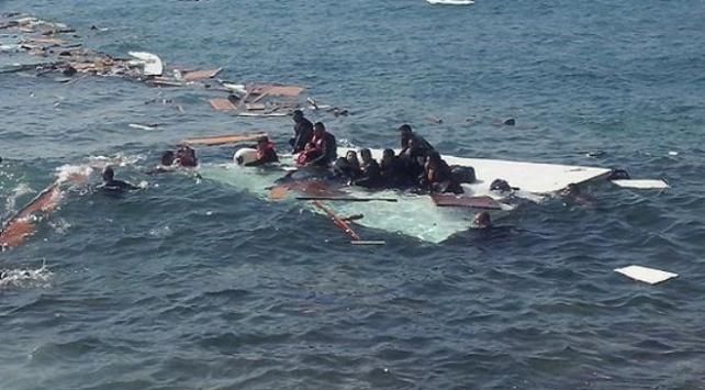 Endonezyada tekne battı: 10 kişi kayıp