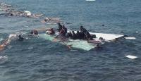 Endonezya'da tekne battı: 10 kişi kayıp