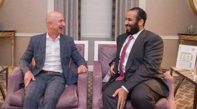 Suudi yetkililer Bezosun telefonunun hackleneceğinden haberdarmış