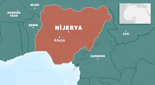 Nijeryada askeri noktaya saldırı: 8 ölü