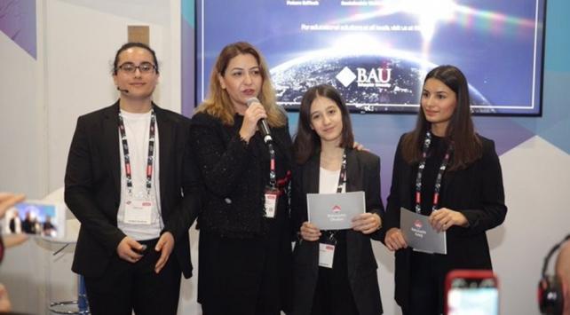 Türk öğrencilerin eğitim teknolojileri Londrada tanıtıldı
