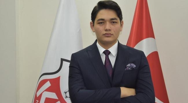 GMG Kastamonuspora 21 yaşında başkan