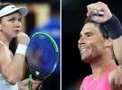 Halep ve Nadal 3. turda