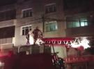 Gaziosmanpaşa'daki yangından 12 kişi etkilendi
