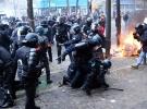 Fransız bakan, polisin eylemlerdeki şiddetini inkar etti