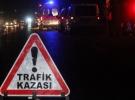 Otomobilin açık bırakılan kapısına çarpan motosiklet sürücüsü öldü