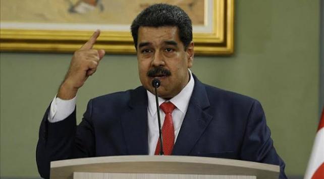 Maduro, seçimlere gözlemci gönderilmesini istedi