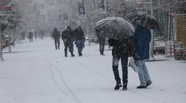 Yurt genelinde hava sıcaklıkları azalacak