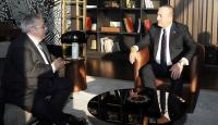 Dışişleri Bakanı Çavuşoğlu AP'nin yeni Türkiye Raportörü Amor'u kabul etti