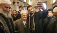 Mescid-i Aksa İmamı İkrime Sabri, İsrail'in yasağını deldi
