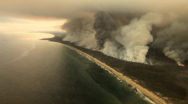 Avustralya'daki yangınlar karbondioksit miktarını rekor düzeyde artırdı