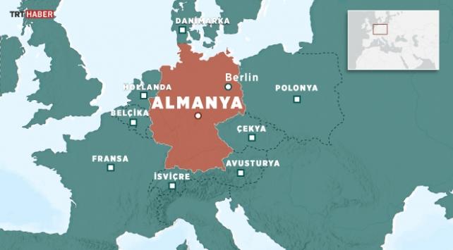 Almanya'da silahlı saldırı: 6 kişi öldü