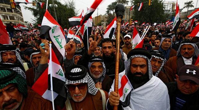 Uluslararası Af Örgütü: Irakta 600den fazla protestocu öldürüldü