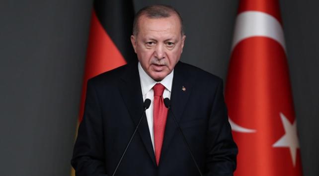 Cumhurbaşkanı Erdoğan: Libyalı kardeşlerimizi yalnız bırakmamakta kararlıyız