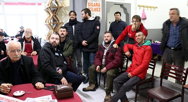 Kırklarelide Fenerbahçe heyecanı yaşanıyor