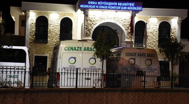 İstanbuldan Orduya yanlış cenaze gönderildi, aile şaşkına döndü