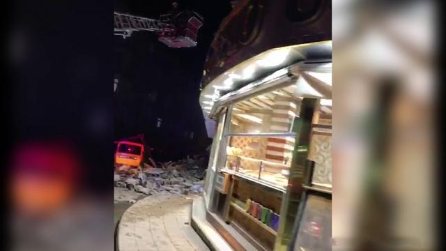 Elazığ'da deprem: Bölgeden yeni görüntüler