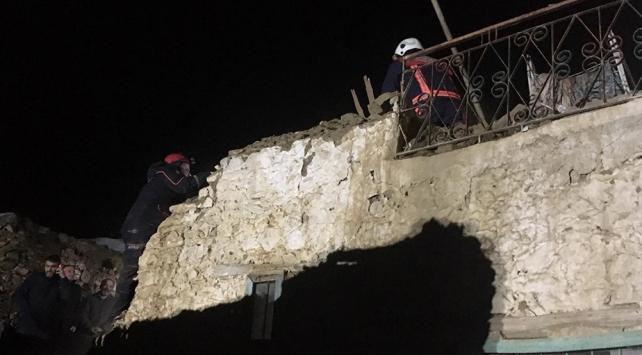 Malatyada deprem nedeniyle 6 kişi hayatını kaybetti