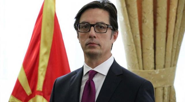 Kuzey Makedonya Cumhurbaşkanı Pendarovski: Türkiye ile dayanışma içindeyiz