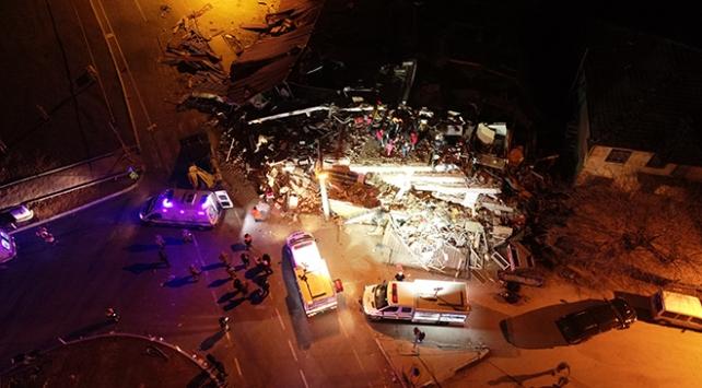Türkiye, Elazığdaki depremin ardından tek yürek oldu