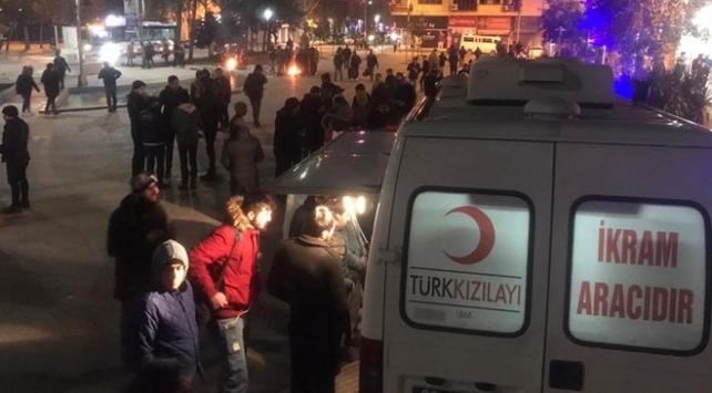Türk Kızılay Elazığa yardım malzemeleri gönderdi