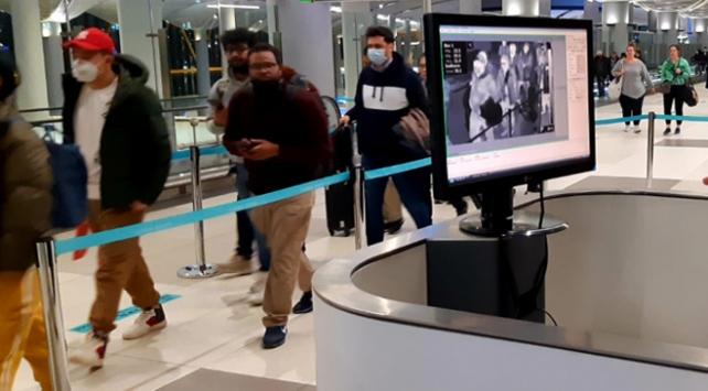İstanbul Havalimanında koronavirüs tedbirleri sürüyor