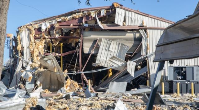 ABDnin Houston kentinde patlama: 2 ölü, 20 yaralı
