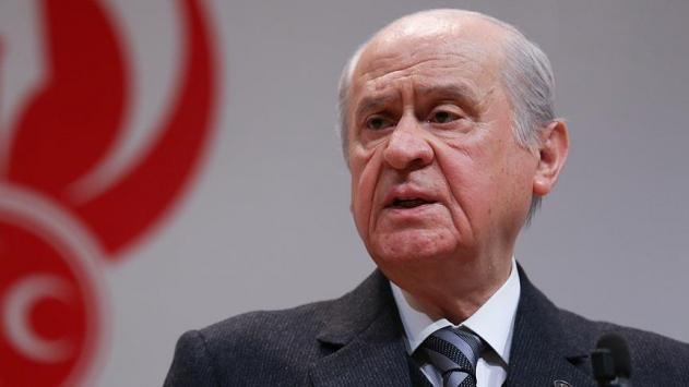 MHP Genel Başkanı Bahçeli: Deprem bölgesine bir heyet görevlendirdik