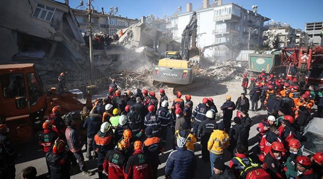 İstanbul Üniversitesi-Cerrahpaşadan Elazığ depremi ön inceleme raporu