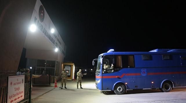 Adıyaman Cezaevindeki 500 hükümlü ve tutuklu nakledildi