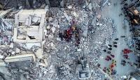 Elazığ'da 6,8 büyüklüğündeki depremin ardından artçılar sürüyor