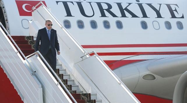 Cumhurbaşkanı Erdoğan, Cezayir, Gambiya ve Senegali ziyaret edecek